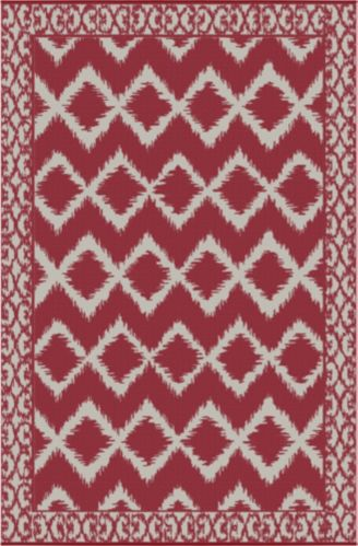 For Living Darodd Reversible Outdoor Rug, 7 x 9-ft Product image