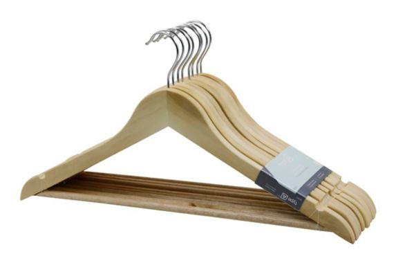 Cintres en bois de type A, paq. 8 Image de l'article