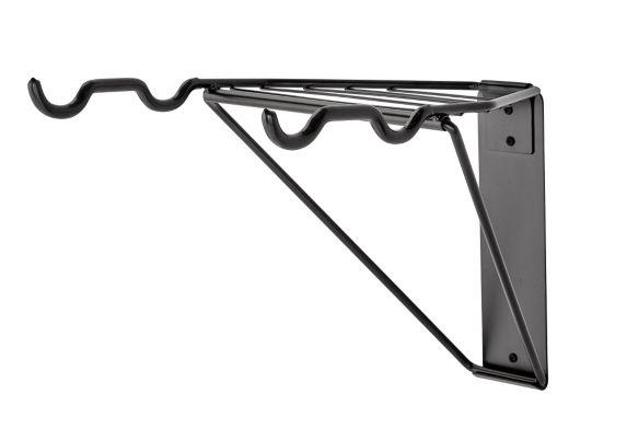 Mastercraft Wall-Mounted Bicycle Rack with Shelf Product image