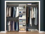 Étagère modulaire ClosetMaid, blanc | ClosetMaidnull