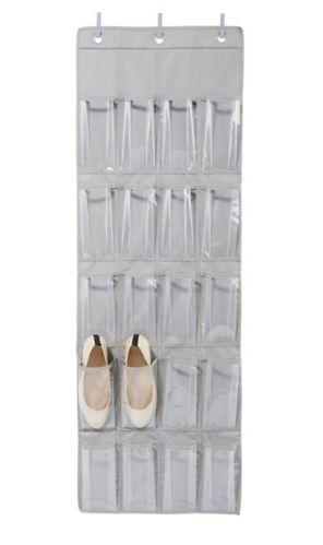type A Ease Over-the-Door 20-Pocket Organizer