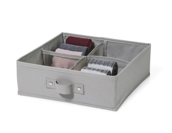 type A Ease 4-Slot Drawer Divider Product image