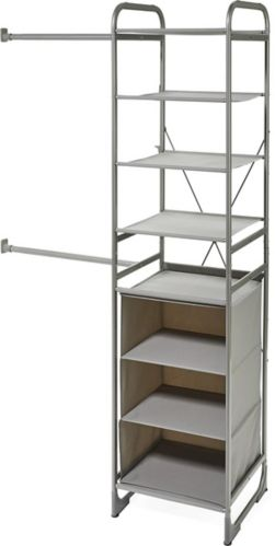 Système de rangement pour placard Type A Aise