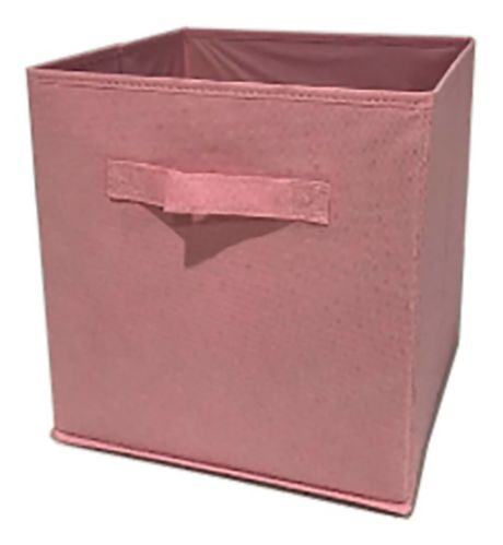 For Living Fabric Cube Basket, 10.5-in x 11-in Product image