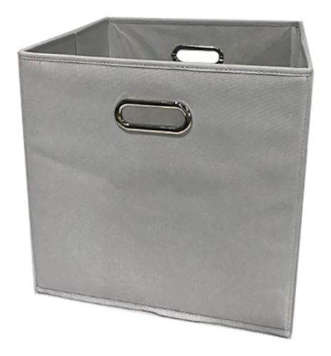 CANVAS Fabric Cube Basket, 13-in x 13-in Product image