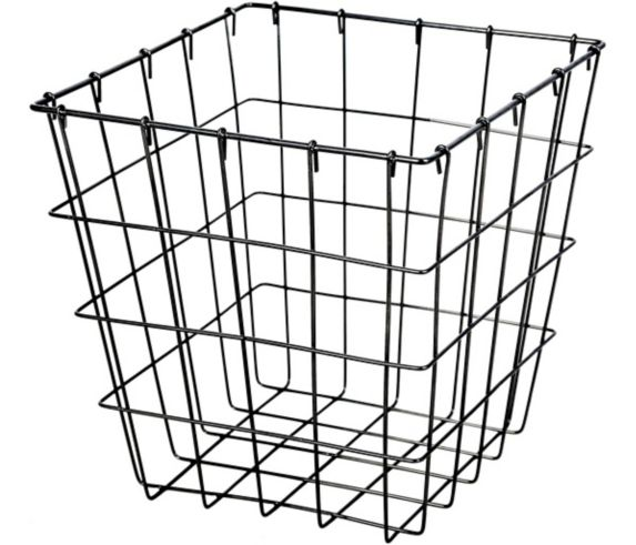 CANVAS Fleet Basket, 13-in x 13-in
