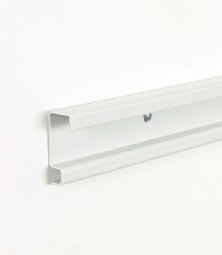 ClosetMaid Shelf Track Hang Track, White, 40-in Product image