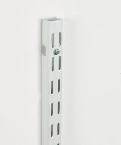 Rail vertical ClosetMaid ShelfTrack, blanc, 48 po