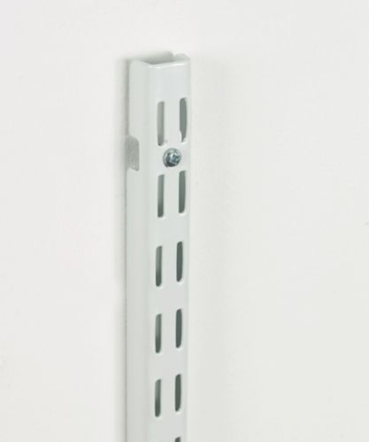 ClosetMaid Shelf Track Wall Standard, White, 84-in Product image