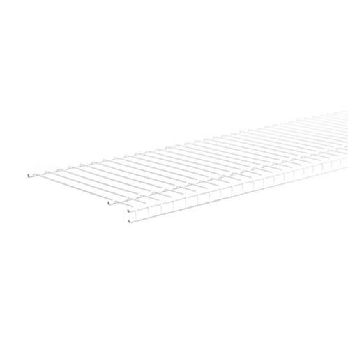 Tablette ClosetMaid Linen, 6pix12po, blanc Image de l'article