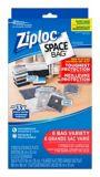 Sacs Ziploc Space variés, paq. 6 | Ziplocnull
