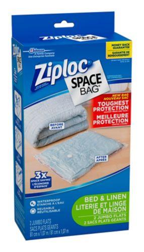 Sacs sous vide géants Ziploc Space, paq. 2 Image de l'article