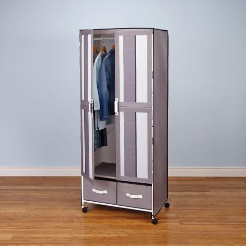 Porte-vêtements avec housse Verona à roulettes Image de l'article
