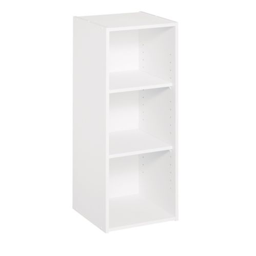 3-Shelf Open Storage Unit