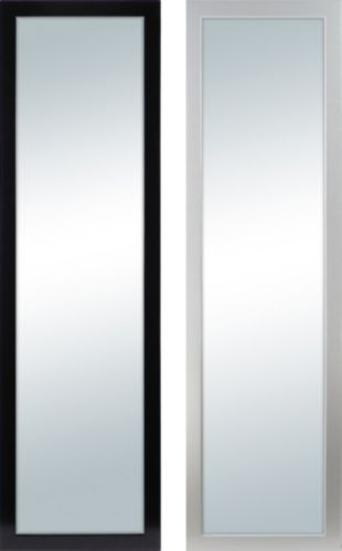 Miroir de porte à suspendre, choix varié