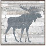 Décoration murale à motif de nature, encadrée, stuc, choix varié, 12 x 12 po   Images 2000 Incnull