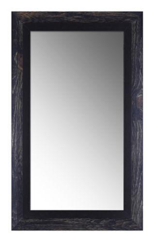 Miroir en bois Canvas Cacey, noir Image de l'article