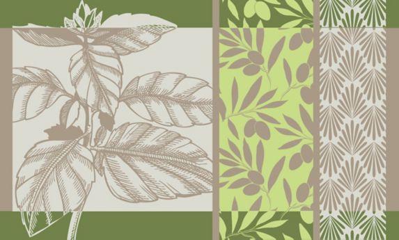 Woven Comfort Floor Mat, Green, 18 x 30-in Product image
