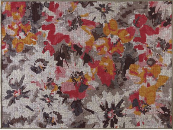CANVAS Image Impressions Bloom Outdoor Rug, 5-ft x 7-ft