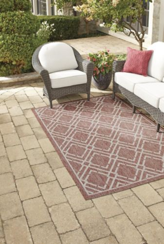 CANVAS Cabot Outdoor Rug, 7-ft x10-ft