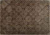 Tapis à relief CANVAS Velvet, gris, 52 x 75 po | CANVASnull