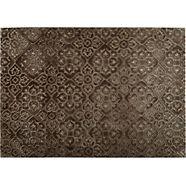 Tapis à relief CANVAS Velvet, gris, 52 x 75 po