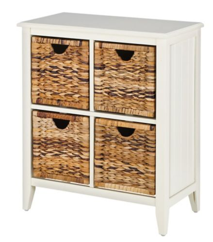 For Living Verona 4-Drawer Storage Chest