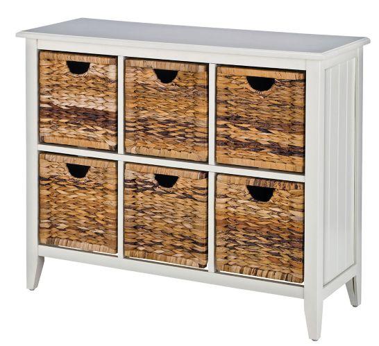 Commode For Living Verona, 6 tiroirs