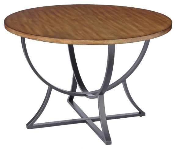CANVAS Arc Round Dining Table, 46-in Product image