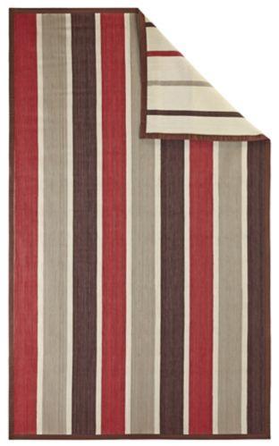 Tapis d'extérieur CANVAS Marsela en PVC, 6 x 10 pi Image de l'article