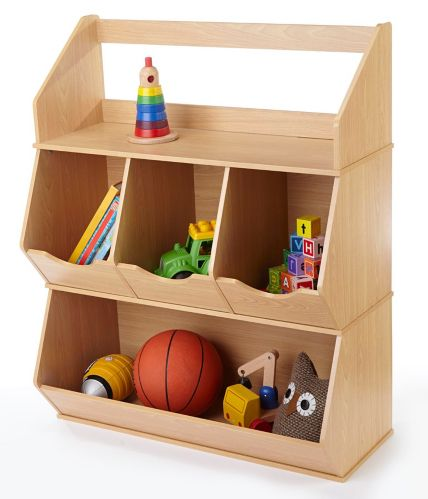 For Living Step-Up Cube Storage Product image