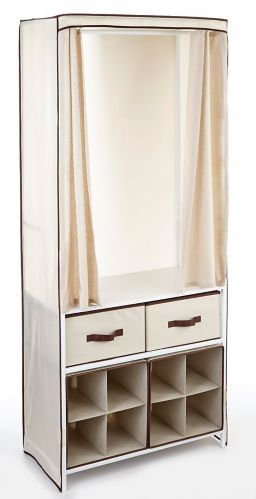 For Living Kids' Storage Unit with Curtain Product image