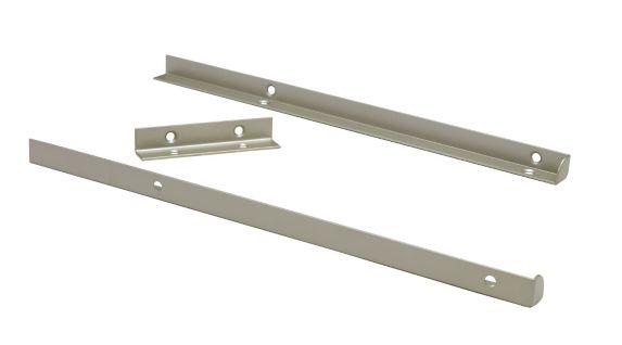 Shelf Support Kit, Nickel