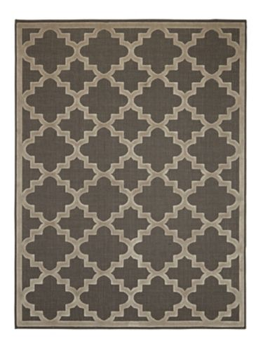 Tapis CANVAS Beauvoir, anthracite Image de l'article