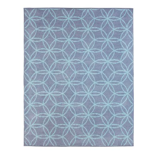 CANVAS Capiz Rug, 5 x 7-ft