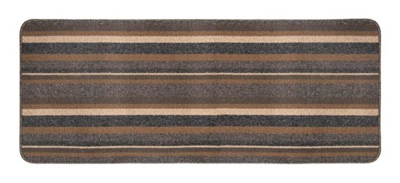 Tapis Multy Home Karlin, anthracite, 2 x 5 po