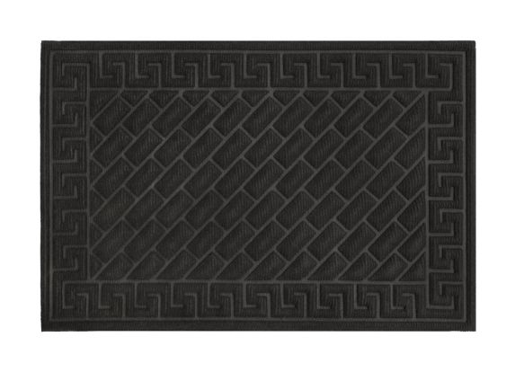 Tapis en caoutchouc revêtu de moquette Multy Home Cascade, 16 x 24 po Image de l'article