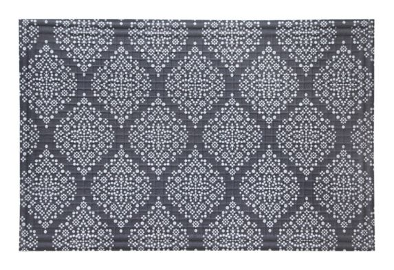 Multy Home Printed Medallion Reground Floor Mat, 2 x 3-ft