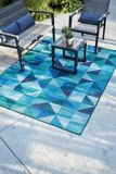 CANVAS Image Impressions Riviera Outdoor Rug, 5 x 7-ft | CANVASnull
