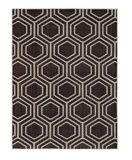 CANVAS Honeycomb Outdoor Rug, 8 x 10-ft | CANVASnull