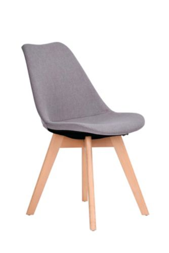 CANVAS Larson Chair, Grey Product image