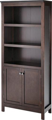 CANVAS Clark 5-Shelf Bookcase, Dark Espresso Product image