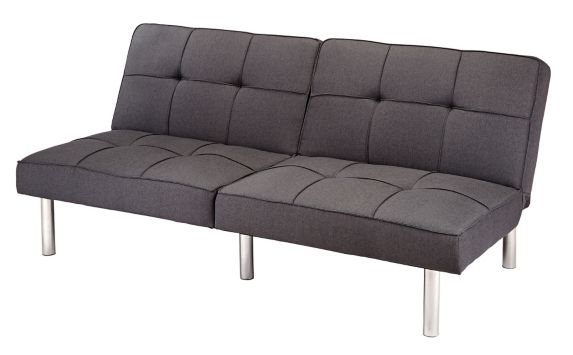 CANVAS Sullivan Futon, Grey