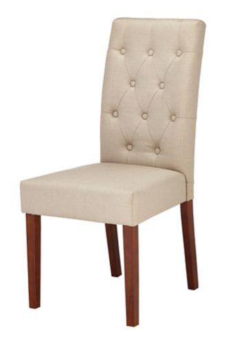 Chaise de salle à manger Canvas Hudson, beige Image de l'article