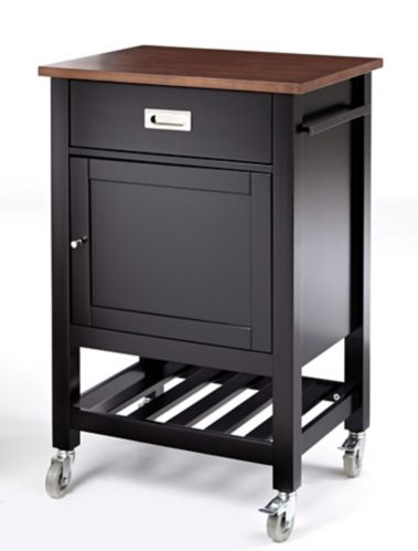 CANVAS Elwood Kitchen Cart, Black Product image