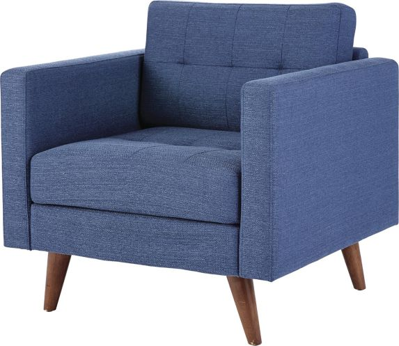 Canvas Winston Chair Blue Canadian Tire