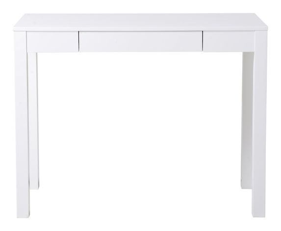 For Living Parsons Desk, White Product image
