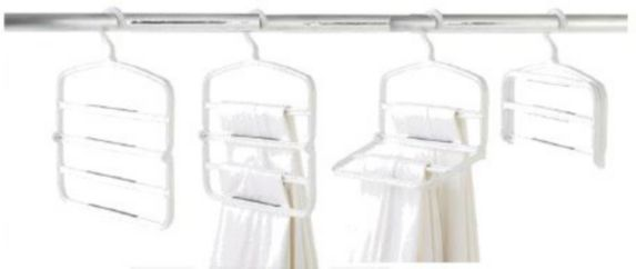 Neatfreak Folding Pant Hanger