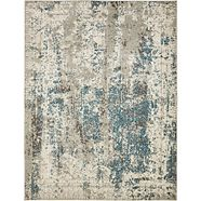 Canvas York Rug Charcoal Canadian Tire