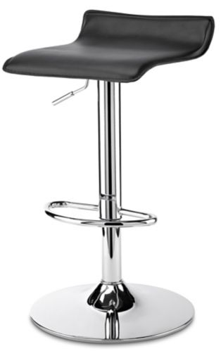 For Living Adjustable Stool, Black Product image
